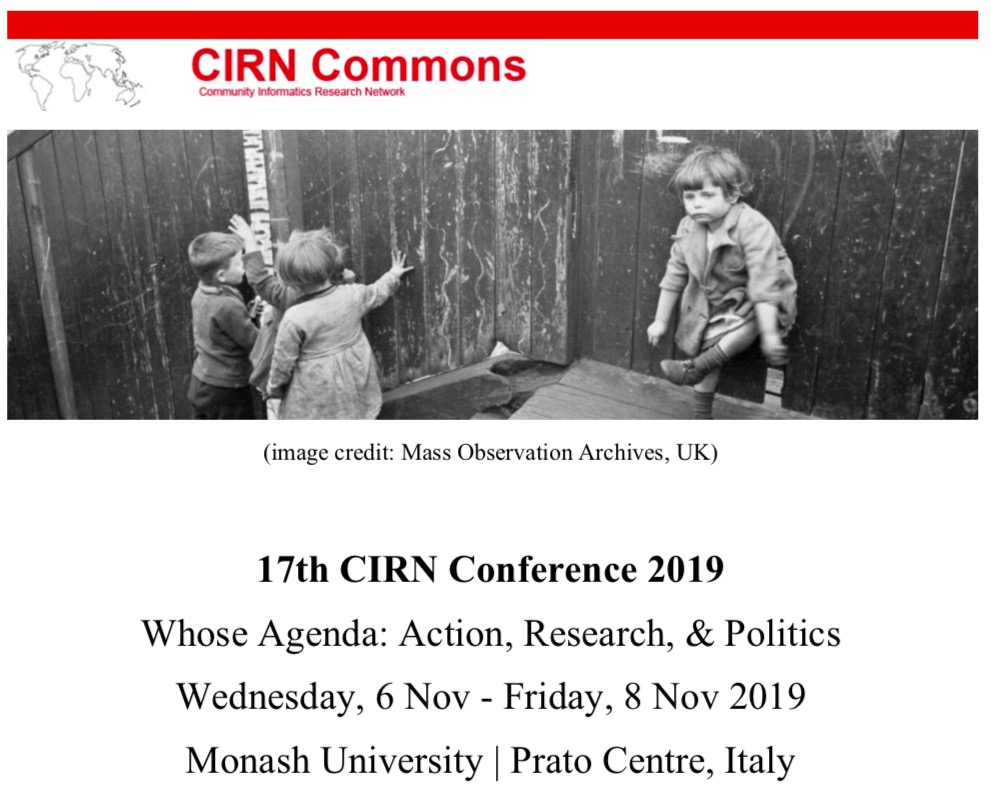 17th CIRN Proceedings